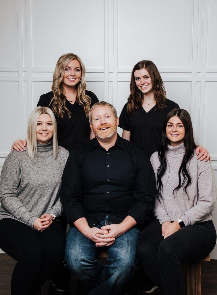 Kochevar Endodontics dental team
